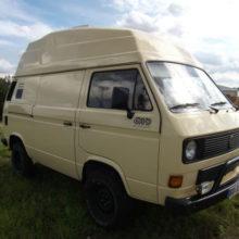 Camper-Rental-Van