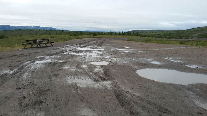 Dempster Highway Road Conditions