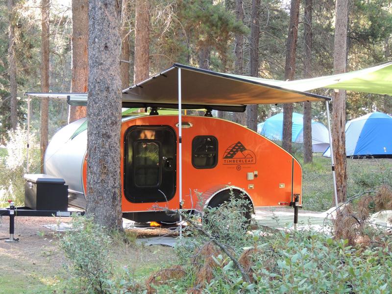 Camper and RV Rental Canada