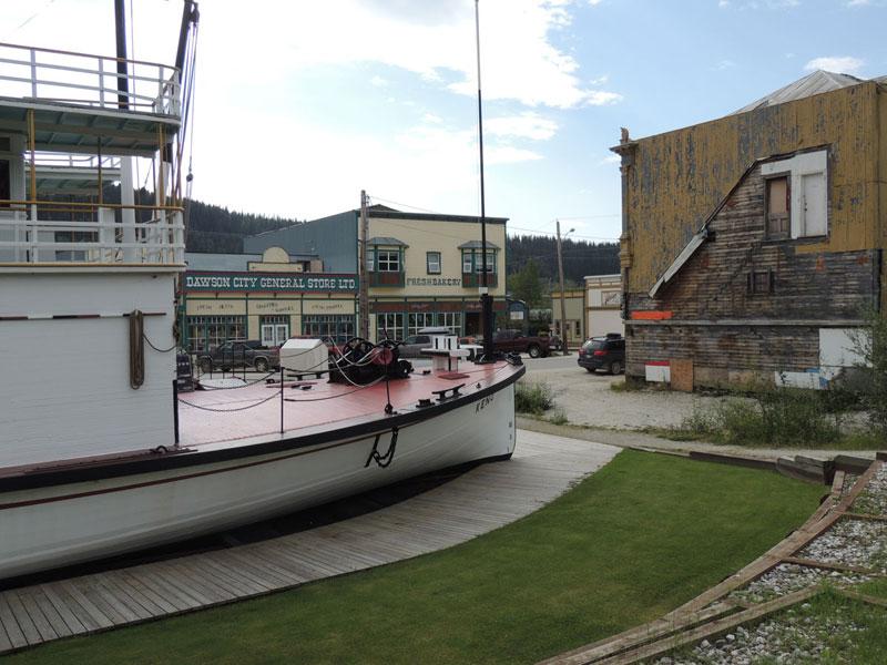 SS Kino Dawson City