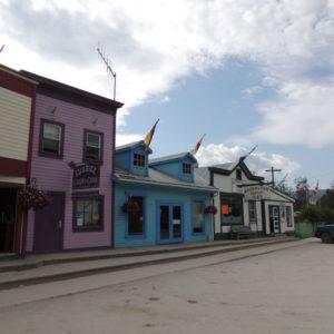 Dawson City Shops