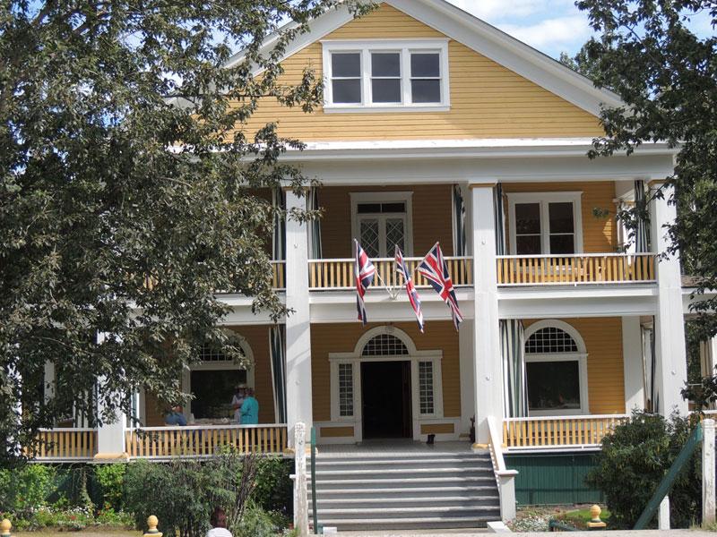 Commissioner's Residence Dawson