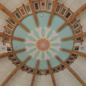Igloo Church Inuvik Inside
