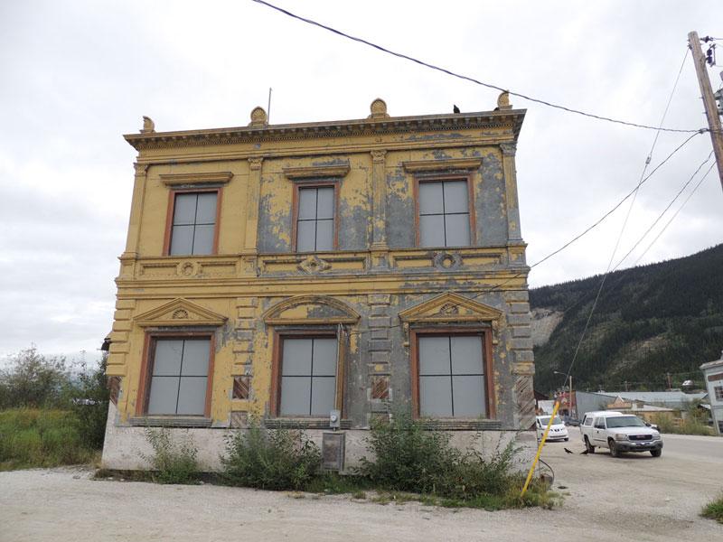 CIBC Building Dawson City