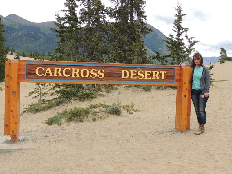 Carcross Desert Yukon