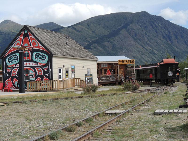 Whitepass Yukon Route