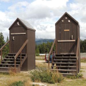 South Klondike Outhouse