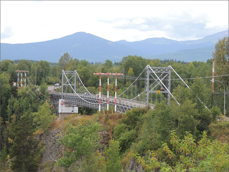 Hazelton Bridge
