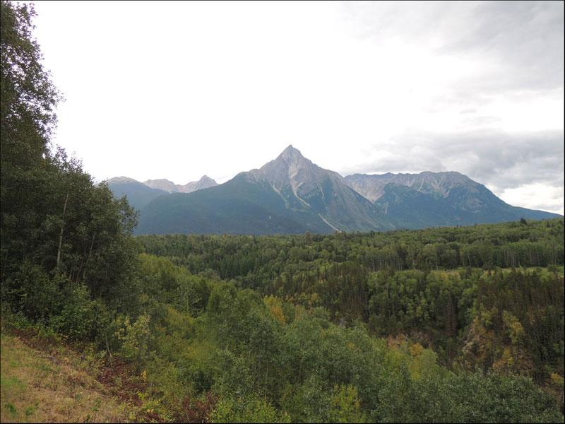 Hazelton Mountain