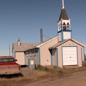 Tuktoyaktuk Church