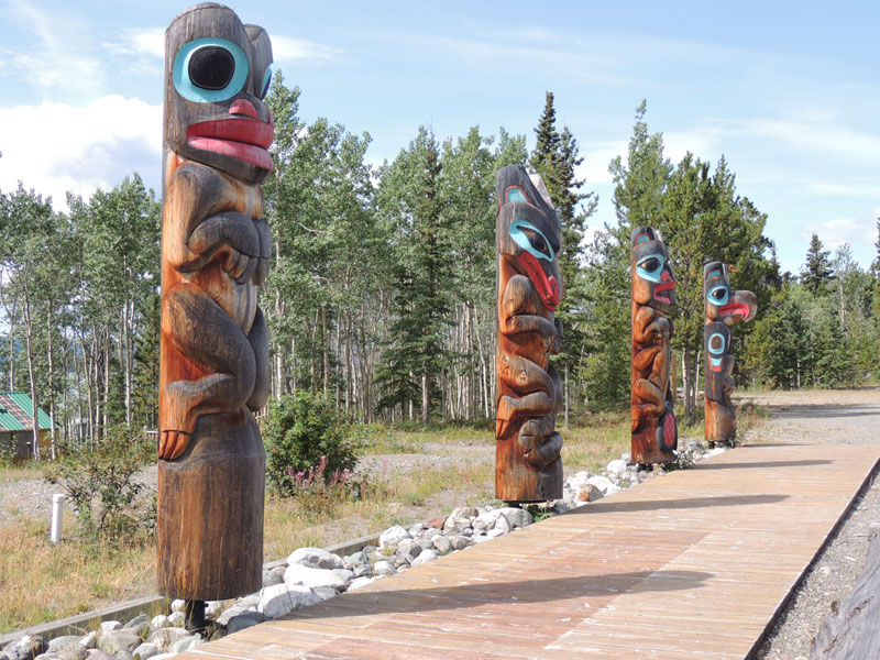 Teslin Yukon First Nations Art