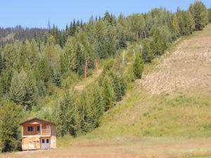 Troll Ski Resort Lift