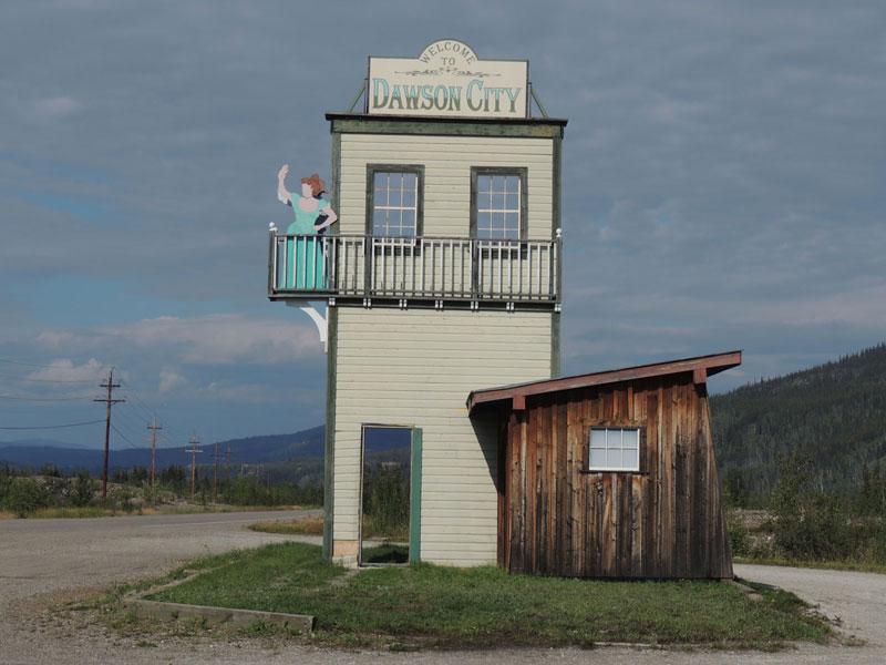 Welcome to Dawson City