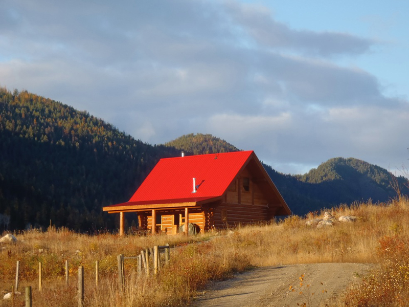 Log Cabin Accommodation