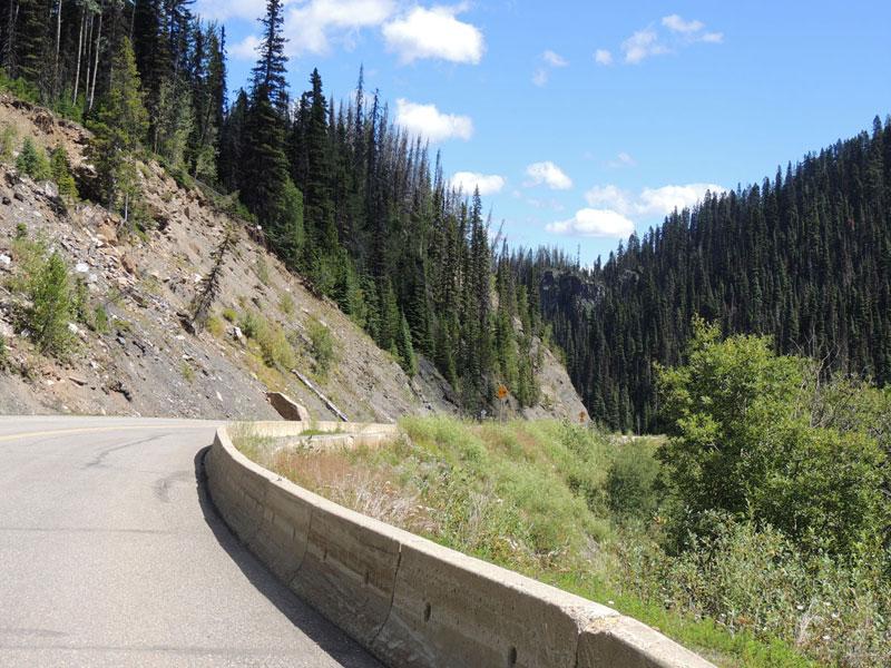 Barkerville Highway Cariboo