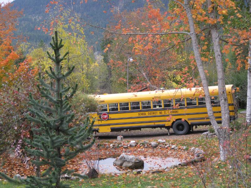 Canada Tours - Schoolbus