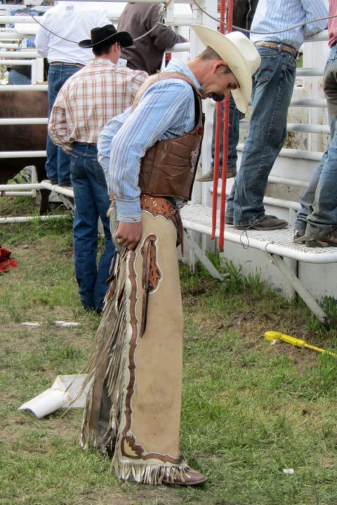 Small Town Rodeos - Cowboy