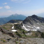 McCrae Mountain near Revelstoke, a hiking trail into the wild