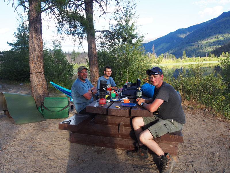 English Language Schools on wilderness ranch