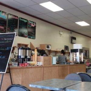 Inuvik Coffee Shop