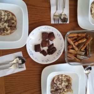 Inuvialuit Meal