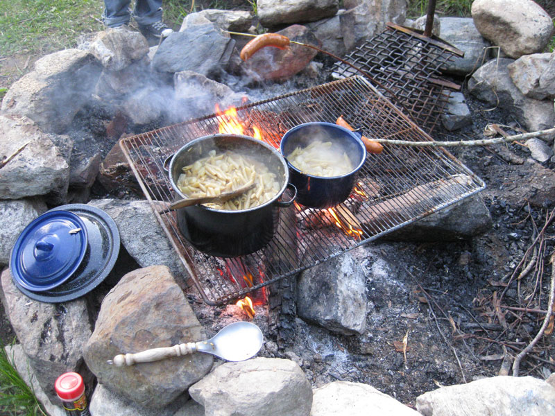 Campfire Recipes Indulge In The Wild Backcountry Canada