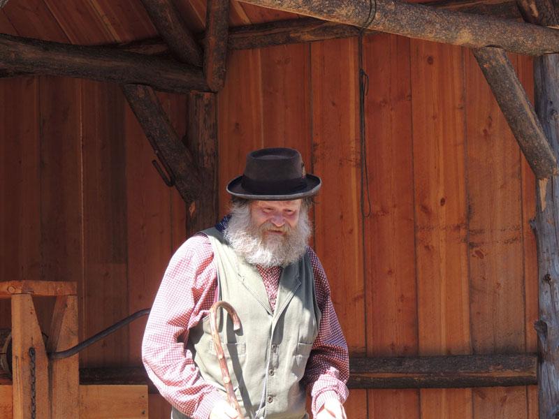 Barkerville Oldtimer