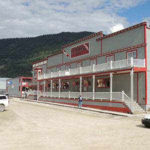 Dawson City - Hotel