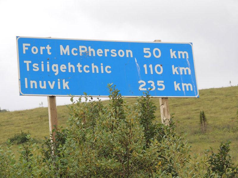 Northwest Territories - Fort McPherson