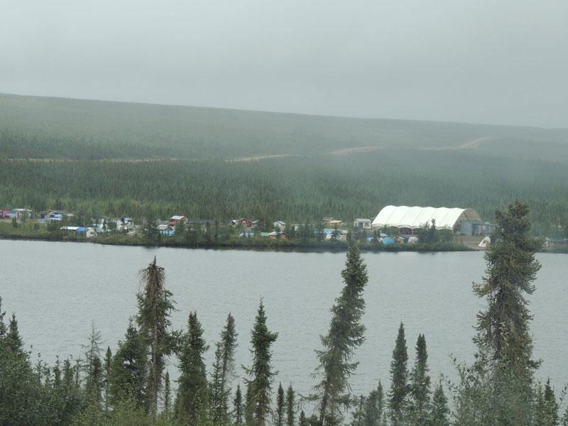 Northwest Territories - Tsiigehtchic