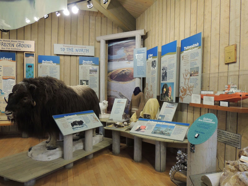 Western Arctic Tourist Information
