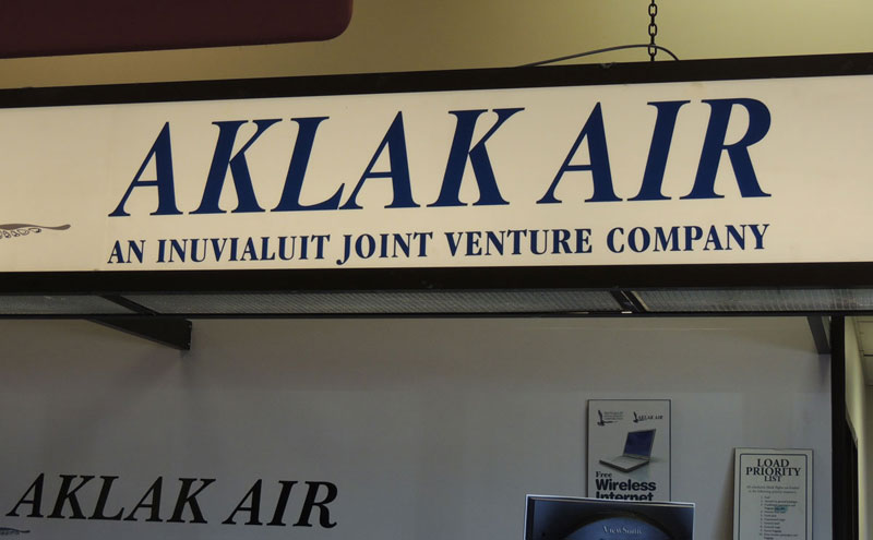 Aklak Air Northwest Territories