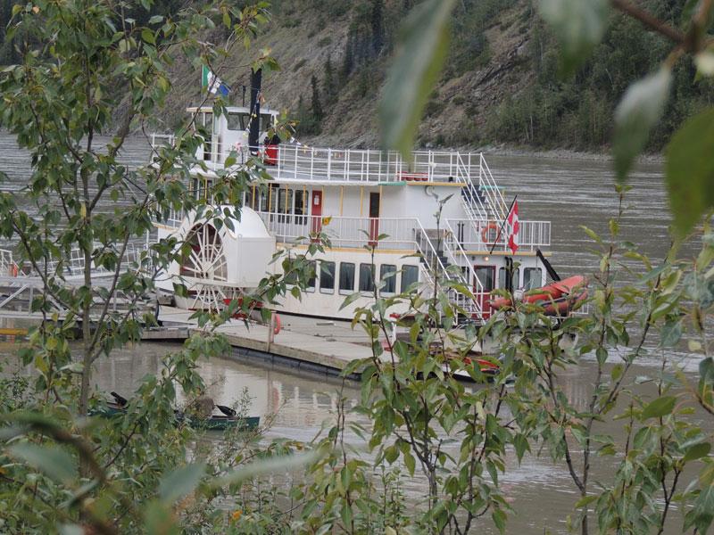 Dawson City Cruises