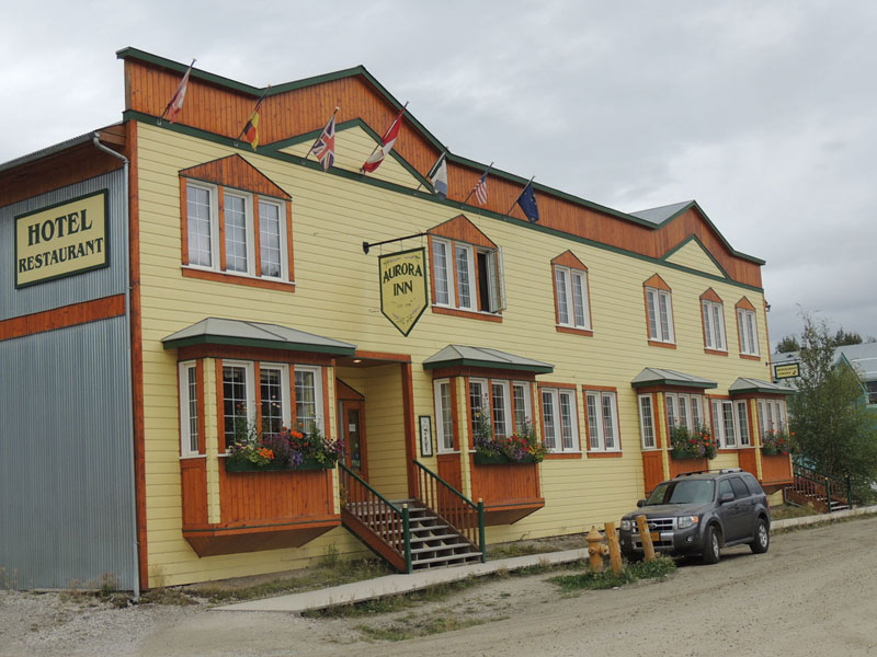 Aurora Inn Dawson City