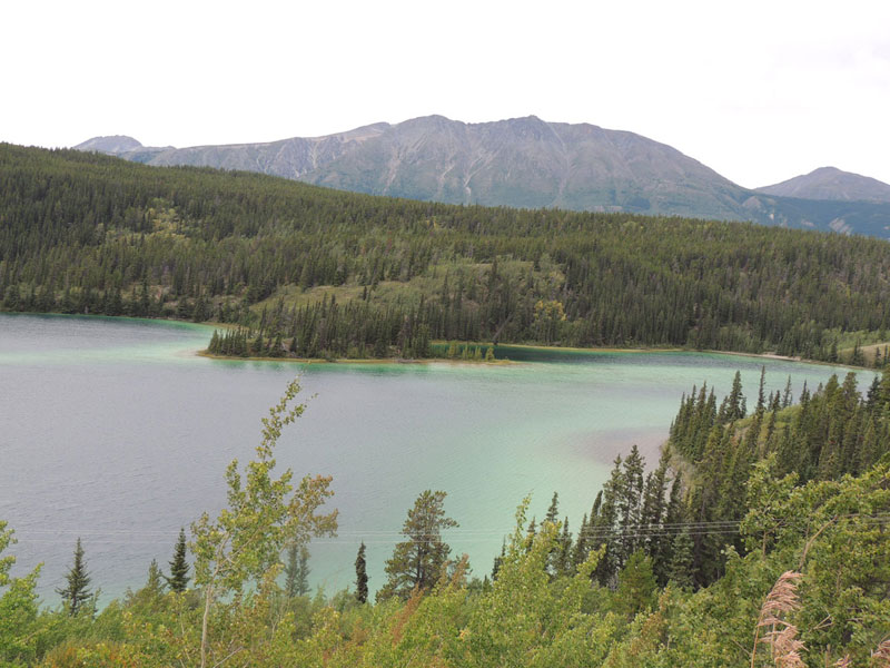 Emerald Lake Yukon