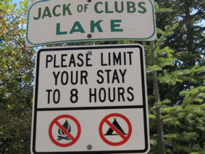 Jack O'Clubs Lake Wells
