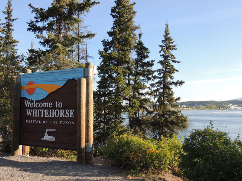 Klondike Highway - Welcome toWhitehorse