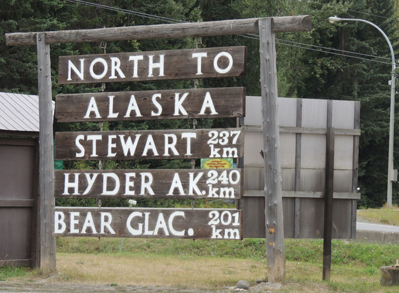 North to Alaska - Stewart Hyder