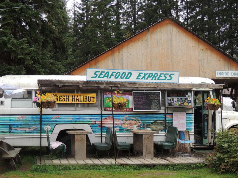 Seefood Express Hyder
