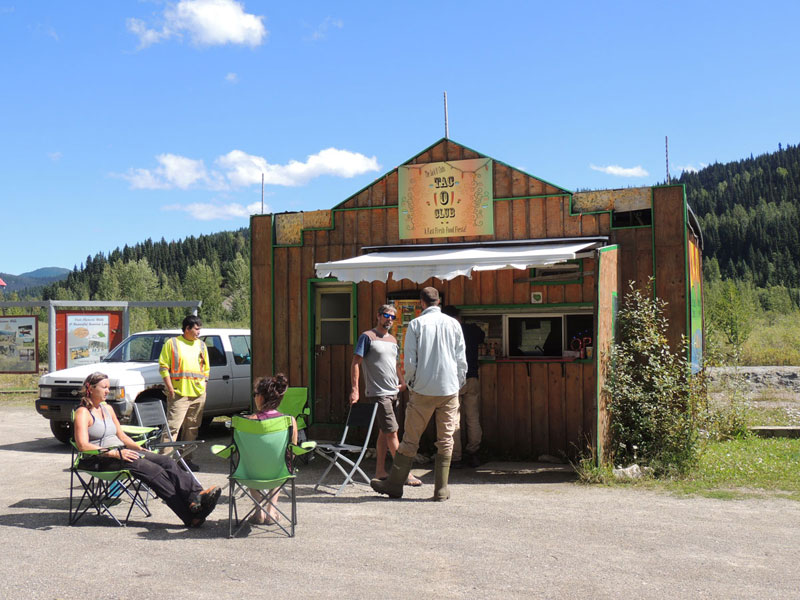Snack Bar Near Wells