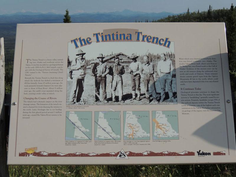 Tintina Trench Yukon