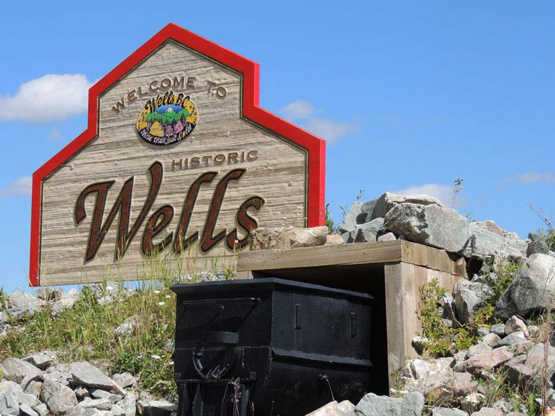 Wells BC Cariboo