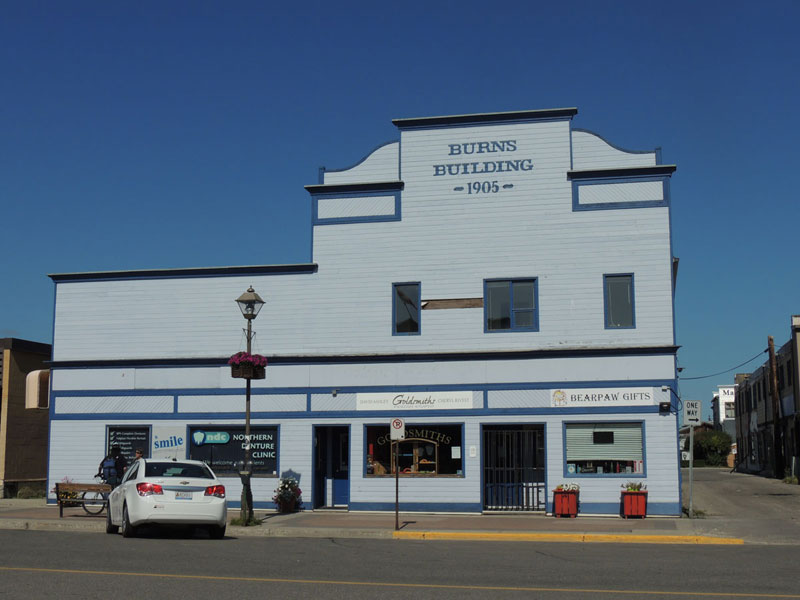 Whitehorse Building