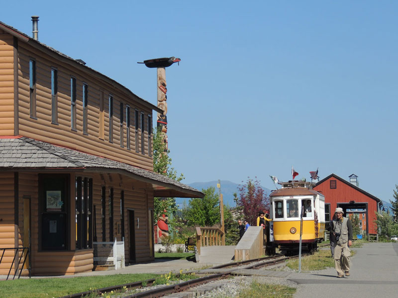 Trolly Whitehorse Yukon