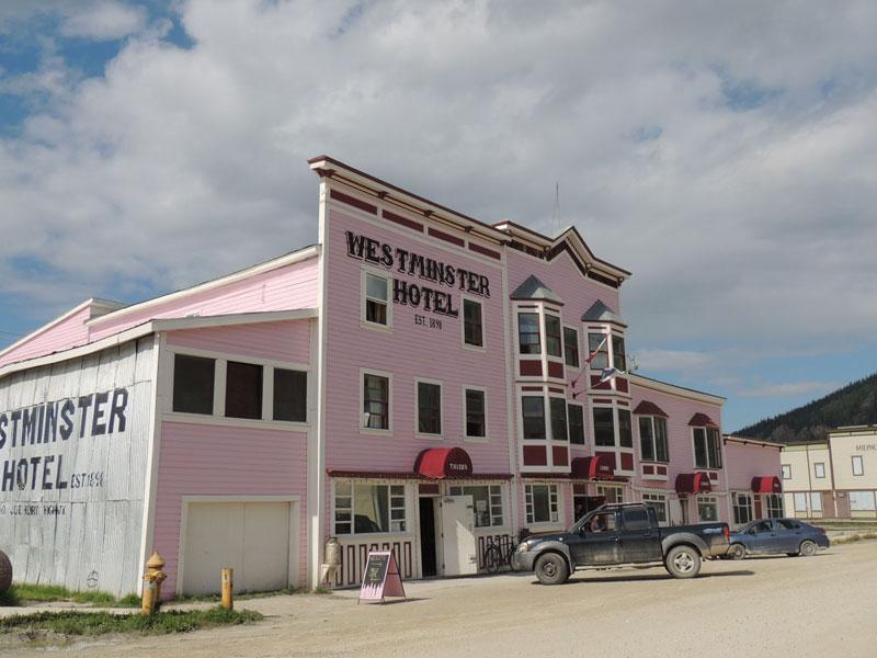 Yukon Canada - Dawson City
