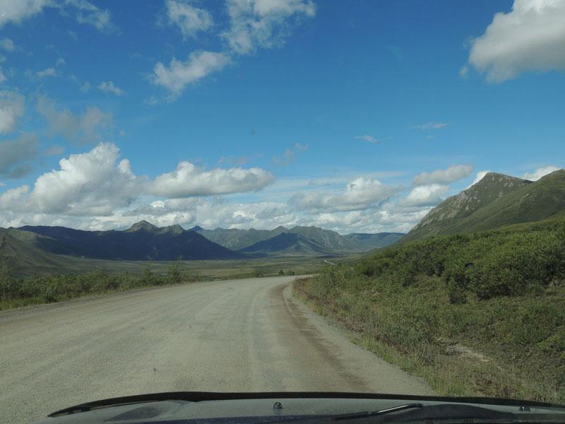 Yukon Canada - Dempster Highway