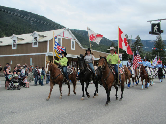 Small Town Rodeo Parade