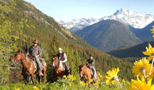 Chilcotin Holidays Riding Vacations