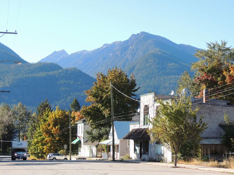 Nakusp - West Kootenay