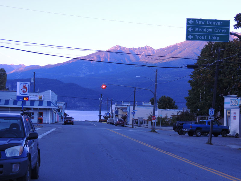 Kaslo at Dask
